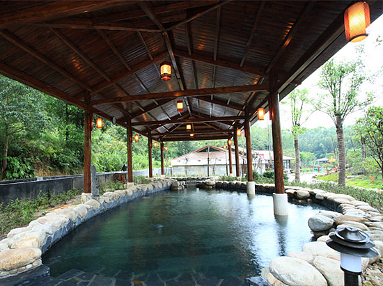 Yellow Mountain Hot Spring Resort,Yellow Mountain,Huangshan Tours,China Tours