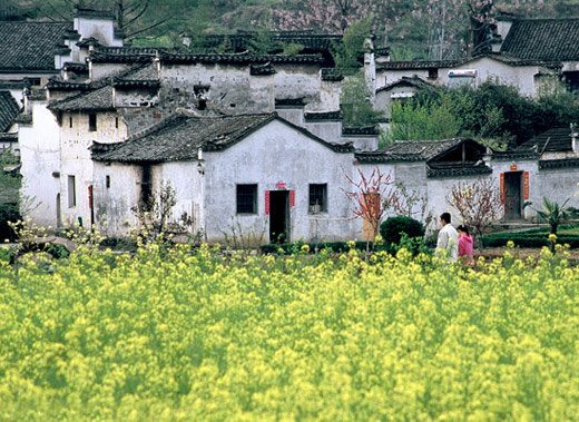 Xidi Ancient Village,Yellow Mountain,Huangshan Tours,China Tours