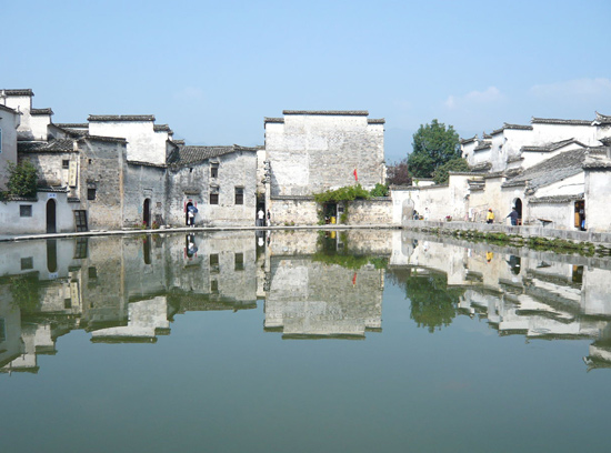 Hongcun Ancient Village,Yellow Mountain,Huangshan Tours,China Tours