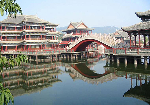 Hengdian World Studios,Hengdian Film and TV Production City,Yiwu Tours,Zhejiang Tours,China Tours