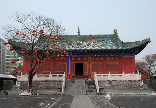 Zhengzhou Confucius Temple is one of the oldest Confucius Temples in China.