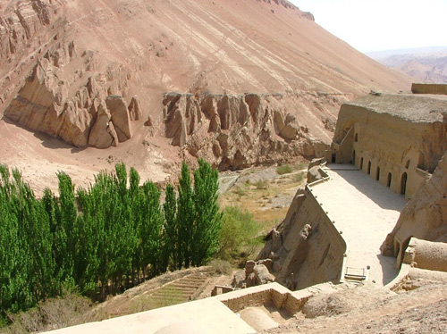 Turpan used to be a major stop-off on the Silk Road.