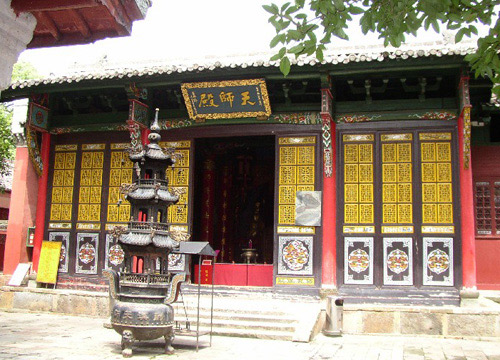 Mansion of Taoist Master,Yingtan Attractions,Yingtan Tours,Jiangxi Tours