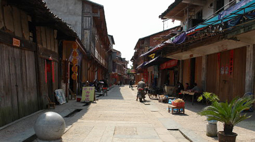 Shangqing Ancient Town,Yingtan Attractions,Yingtan Tours,Jiangxi Tours