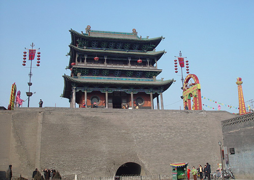 Pingyao is China's most preserved historic ancient town.
