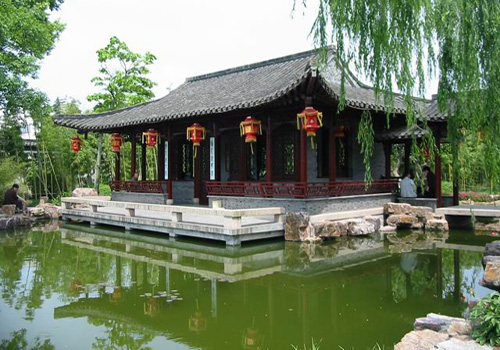 Ge Garden,Yangzhou Atrractions,Yangzhou Tours,China Tours