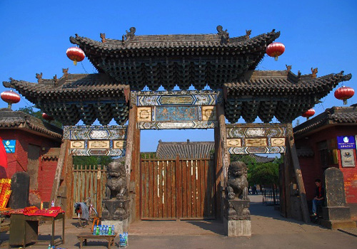 Shuanglin Temple,Pingyao Atrraction,Pingyao Tours,China Tours