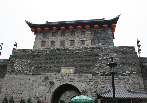 Nanjing Zhonghua Gate,Nanjing Attraction,Nanjing Tours,China Tours