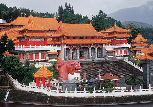 Man Mo Temple, which was original built in 1848, is the oldest Chinese temple in Hong Kong.