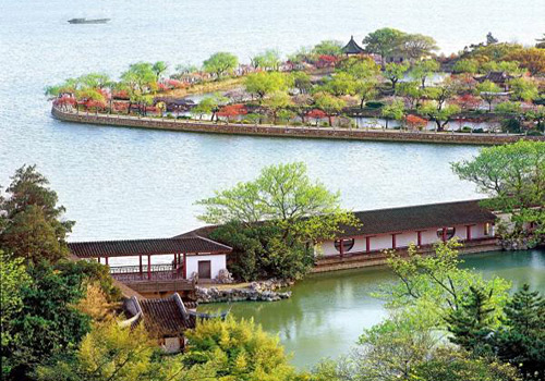 Li Garden,Wuxi Attraction,Jiangsu Tours,China Tours