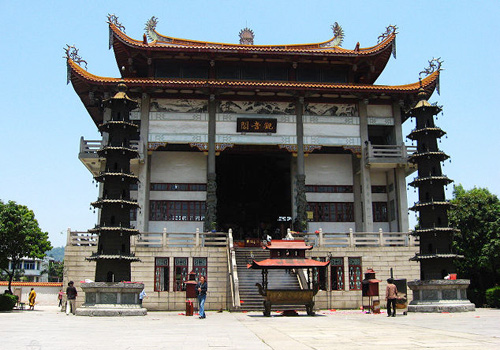 Xichan Temple,Fuzhou Attractions,Fuzhou Tours,China Tours