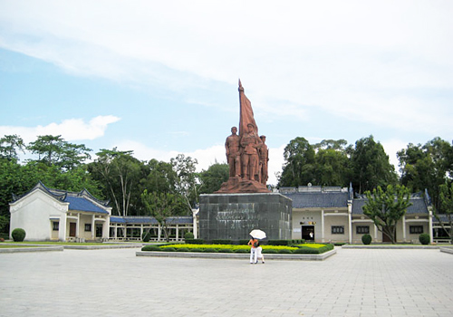 Established in 1984,Baise Uprising Museum is decorated with unique ethnical features from Zhuang minority.