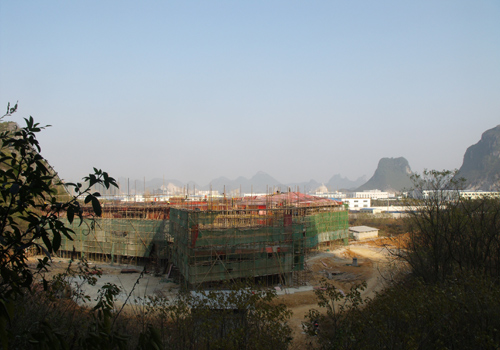 The Guilin Flying Tigers Heritage Park is planned to be constructed at the old Lingui Yangtang Airport.