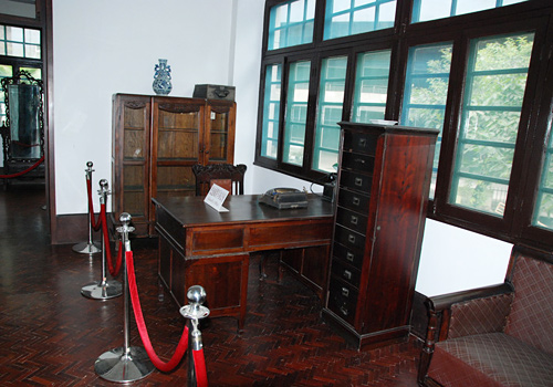 Office for General Joseph W. Stilwell,Chongqing