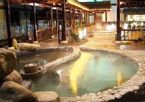 Northern Hot Springs are credited with miraculous curative powers for beauty and health care.