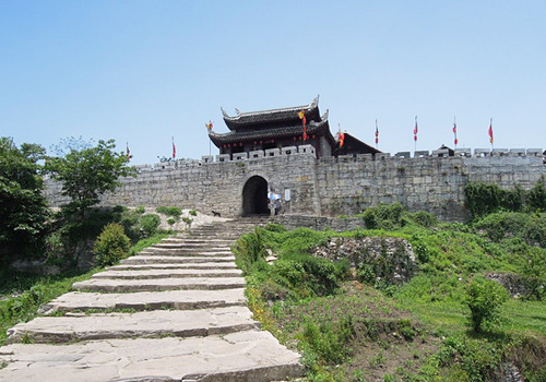 Qingyan Ancient Town is one of the most fascinating town of China with a history of over 600 years.
