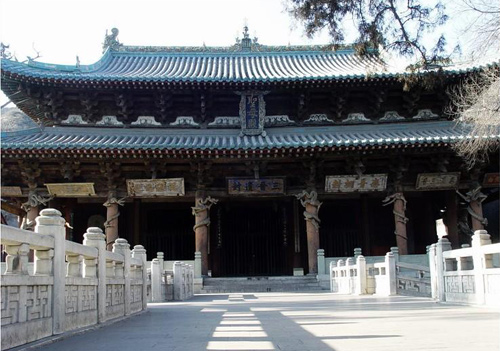 Jinci Temple,famous Taiyuan attractions
