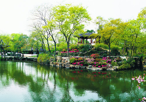 Humble Administrator's Garden is the largest as well as the most famed in Suzhou and contains almost all the features of classical Suzhou gardens.