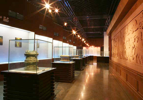 The Bronze Exhibition of Kunming Museum,Kunming