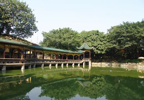 E Ling Park is Chongqing's earliest private garden built in late Qing Dynasty.