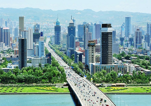 Up to now, Taiyuan has become a modern industrial city.