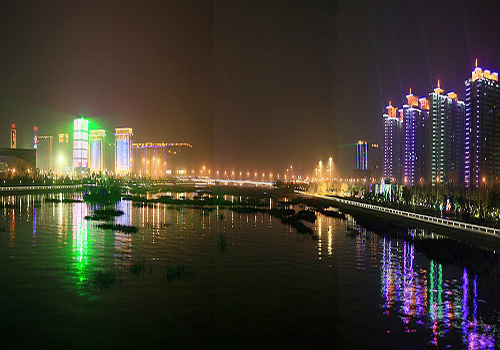 Taiyuan, also known as Bingzhou, is the provincial capital of Shanxi province.