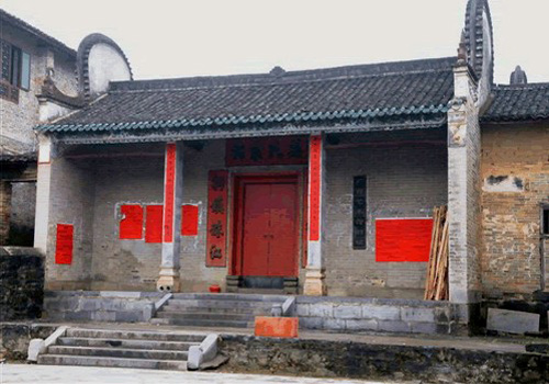 Huangyao is rich in ancestral temple culture.