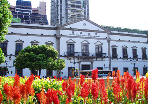Located in the heart of Macau, Leal overlooks the Senado Square and is home to Macau's Municipal Council.
