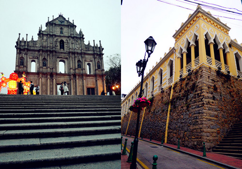 In the year of 1995, Historic Centre of Macau was listed as the thirty-one World Cultural Heritage site in China.