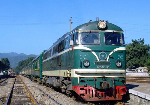 International Passenger Trains run between Beijing and Ulan Bator