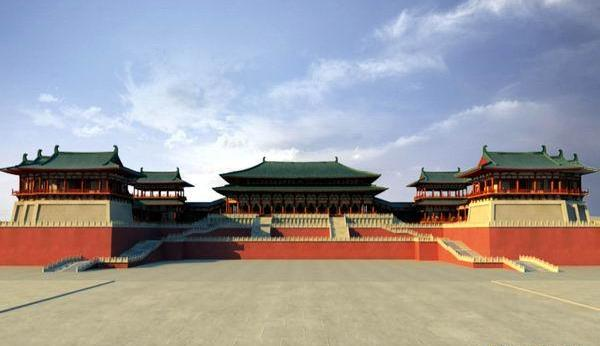 Daming Palace Relics Park