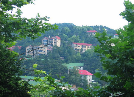 Lushan Mountain National Park