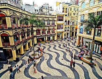 Historic Center of Macao