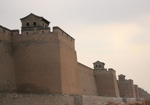 Ancient City Wall of Pingyao