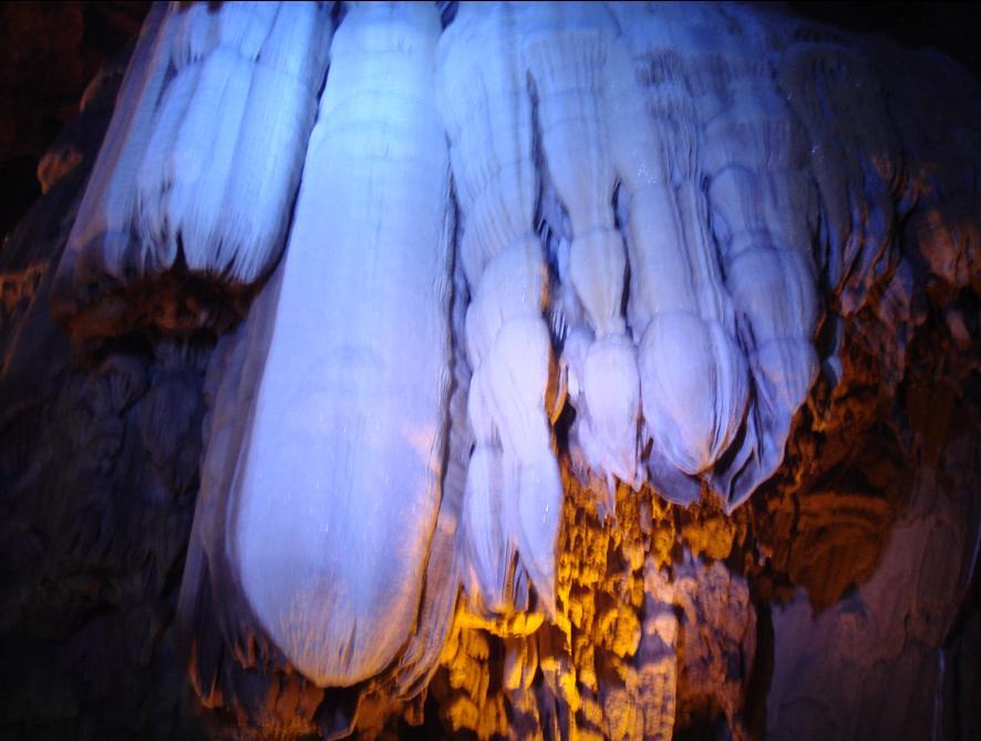 Yongfu Cave & Heaven Cave