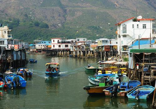 Tai-O Village