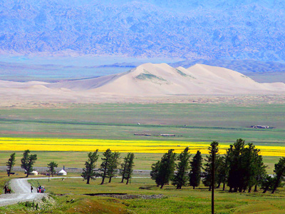Balikun Grassland