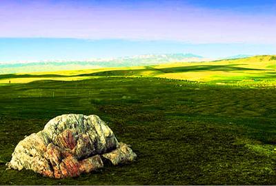 White Stone Scenic Spot