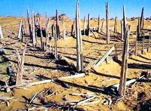 Meili Kawat Ruins of Hotan