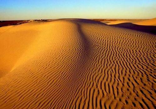 Xinjiang Taklamakan Desert
