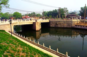 Guangyuan Water Gate
