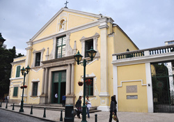 St. Augustine's - Macau's First Church for English Mass