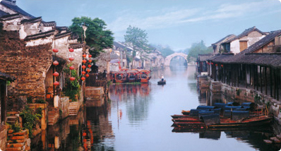 Xitang Ancient Town of Zhejiang