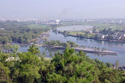 Lingqu Canal, Xing'an, Guilin
