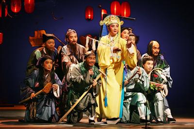 Sichuan Opera of Chengdu