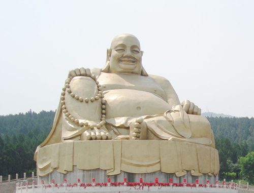 Thousand Buddha Mountain/Mount Qianfu