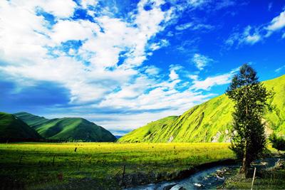 Yading Scenic Area