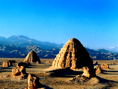 Western Xia Mausoleums