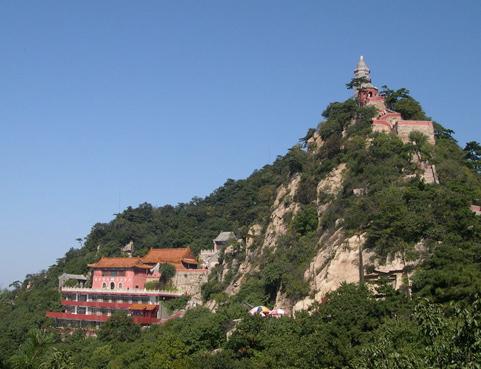Panshan Mountain Scenic Spot