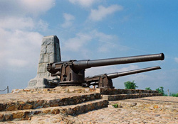 East Cockscomb Hill / Dongjiguan Fortress